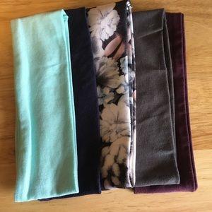 🌸3/$20 5 Stretchy Cloth Headbands